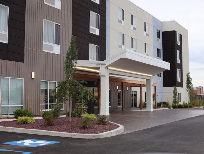 Towneplace Suites Exterior 2