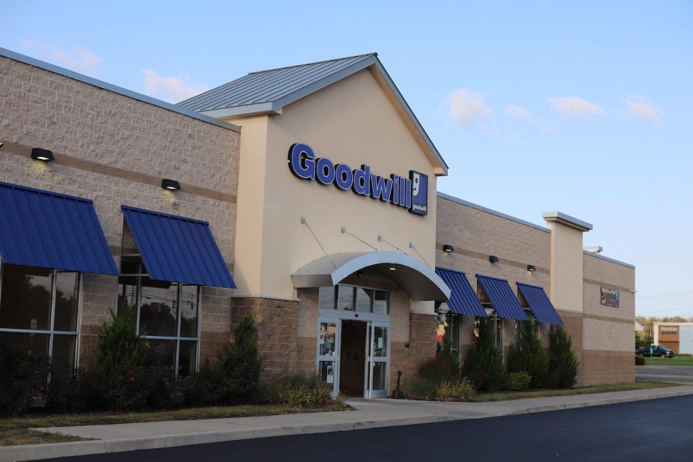 Goodwill Exterior 1