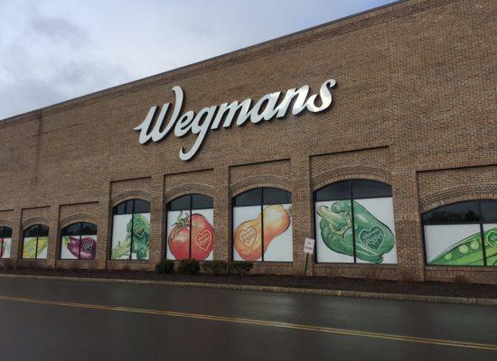 Wegmans Exterior